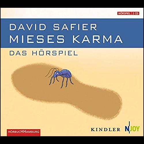 Mieses Karma (David Safier) NDR 2008 / HörbucHHamburg 2008