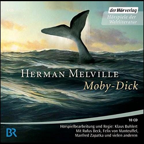 Moby Dick - Der Wal (Herman Melville) BR 2002 / der hörverlag 2003