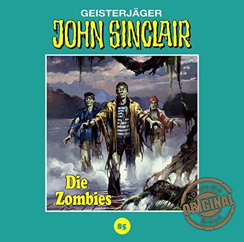John Sinclair (85) Die Zombies (Teil 2/2) (Jason Dark) Tonstudio Braun 19?? / Lübbe Audio 2019