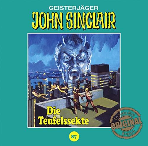 John Sinclair (87) Die Teufelssekte (Jason Dark) Tonstudio Braun