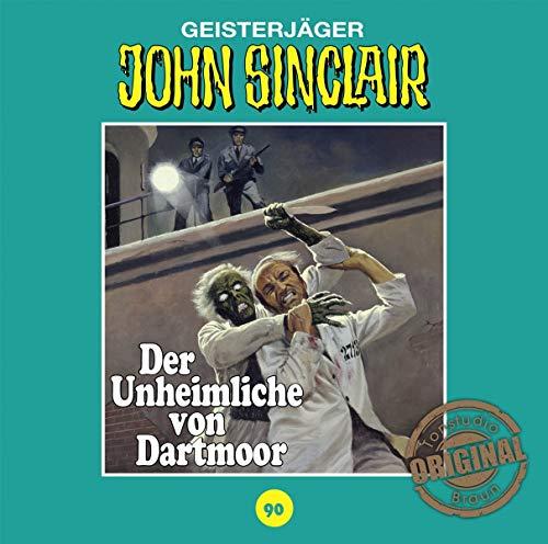 John Sinclair (90) Der Unheimliche von Dartmoor (Jason Dark) Tonstudio Braun