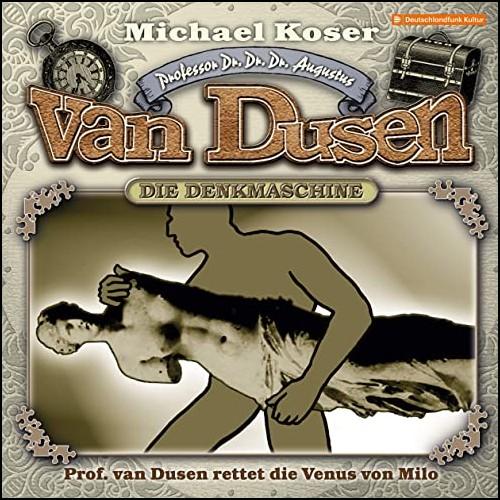 Professor van Dusen (26) Professor van Dusen rettet die Venus von Milo - RIAS - Maritim 2021