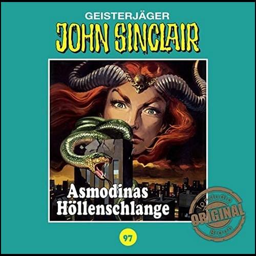 John Sinclair (97) Asmodinas Höllenschlange - Tonstudio Braun/Lübbe Audio 2020