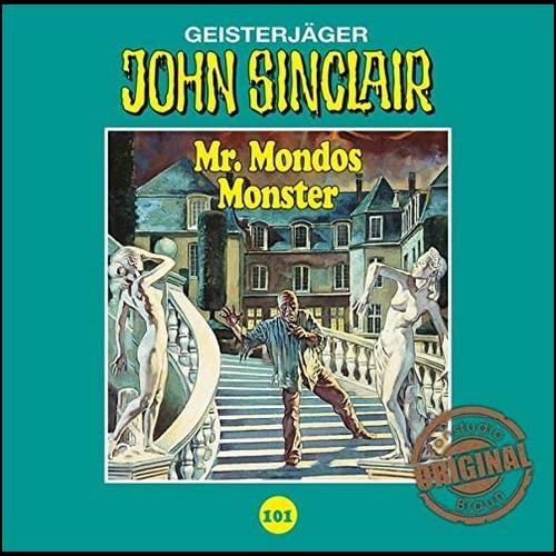 John Sinclair (101) Mr. Mondos Monster - Tonstudio Braun - Lübbe Audio 2020