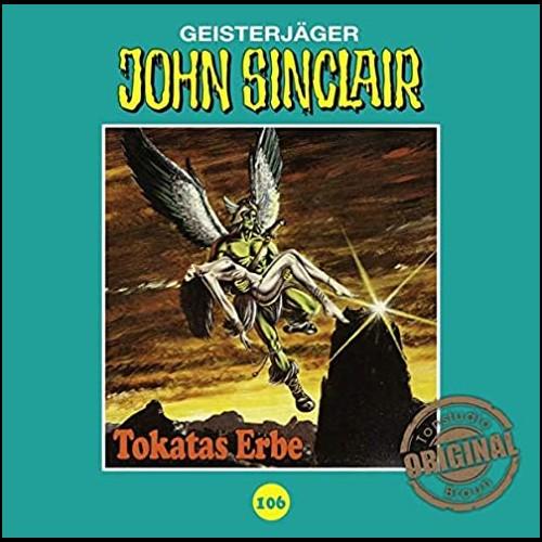 John Sinclair (106) Tokatas Erbe (Jason Dark) Tonstudio Braun-Lübbe Audio 2020