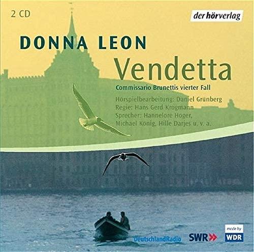 Commissario Brunetti (4) Vendetta - WDR-DLR-SDR 1998