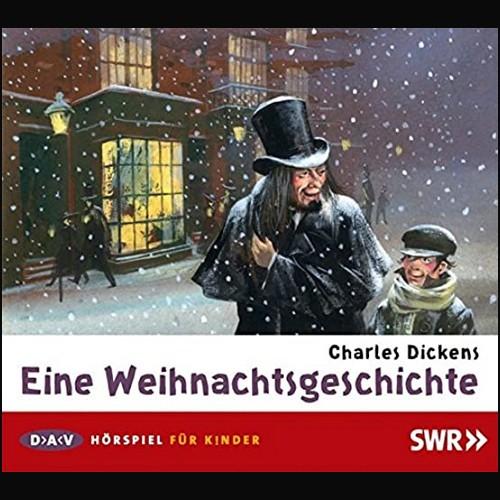 Der Weihnachtsabend (Charles Dickens) SWF - hr - SDR - SR 1968 - DAV 2013