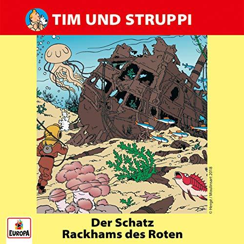 Tim und Struppi (3) Der Schatz Rackhams des Roten - Ariola - Baccarola - Marcato 198? / Europa 2018