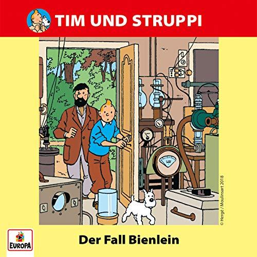 Tim und Struppi (5) Der Fall Bienlein - Ariola - Baccarola - Marcato 198? / Europa 2018