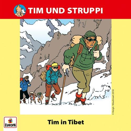 Tim und Struppi (11) Tim in Tibet - Ariola - Baccarola - Marcato 198? / Europa 2018