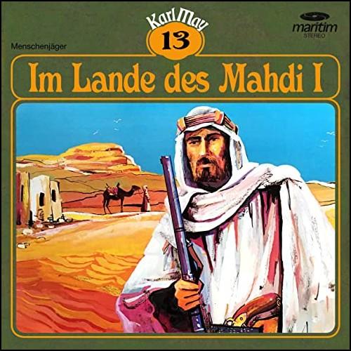 Karl May Klassiker (13) Im Lande des Mahdi Teil 1 - Menschenjäger - Maritim Produktionen 197? / 2020