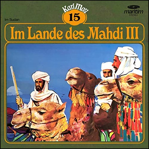 Karl May Klassiker (15) Im Lande des Mahdi Teil 3 - im Sudan - Maritim Produktionen 197? / 2020