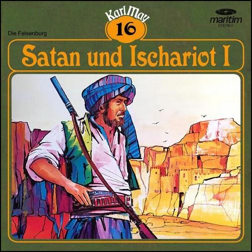 Karl May Klassiker (16) Satan und Ischariot Teil 1 - Die Felsenburg - Maritim Produktionen 197? / 2020