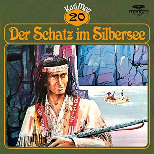 Karl May Klassiker (20) Der Schatz im Silbersee - Maritim Produktionen 197? / 2020