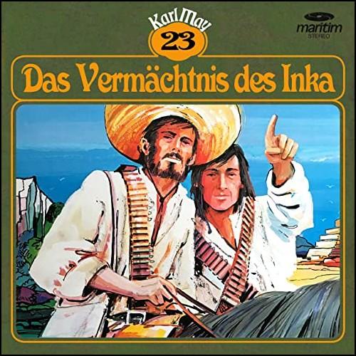 Karl May Klassiker (23) Das Vermächtnis des Inka - Maritim Produktionen 197? / 2020