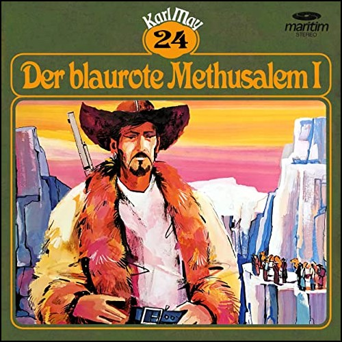 Karl May Klassiker (24) Der blaurote Methusalem Teil 1 - Maritim Produktionen 197? / 2020