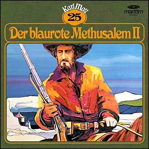 Karl May Klassiker (25) Der blaurote Methusalem Teil 2 - Maritim Produktionen 197? / 2020
