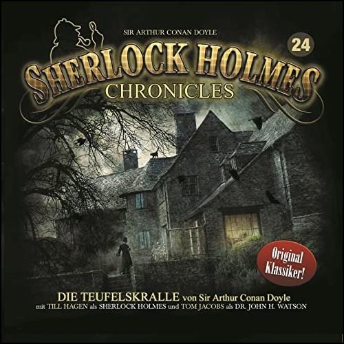 Sherlock Holmes Chronicles (24) Die Teufelskralle - Winterzeit