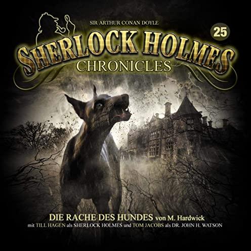 Sherlock Holmes Chronicles (25) Die Rache des Hundes - Winterzeit 2018
