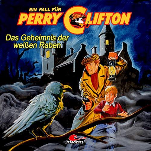 Ein Fall für Perry Clifton - Das Geheimnis der weißen Raben (Wolfgang Ecke) WDR 1966 / maritim 2018