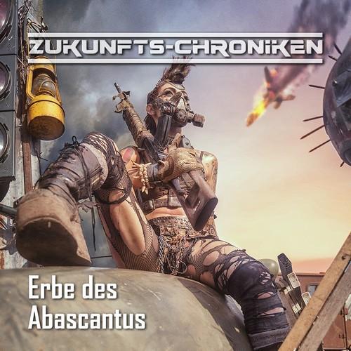 Zukunfts-Chroniken (Staffel 2 Teil 4) Erbe des Abscantus - hoerspielprojekt / Hörspielwerkstatt Bad Hersfeld 2018
