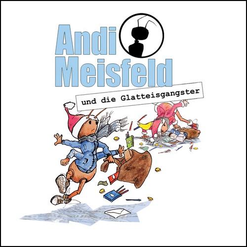 Andi Meisfeld (SE 2018) Andi Meisfeld und die Glatteisgangster ()