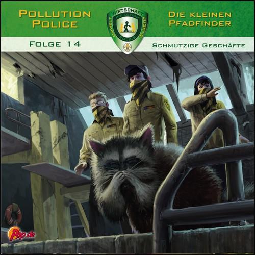 Pollution Police (14) Schmutzige Geschäfte - Pollution Police 2017