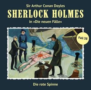 Sherlock Holmes - Die neuen Fälle (38) Die rote Spinne - Romantruhe 2018
