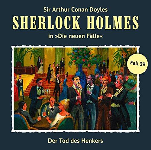 Sherlock Holmes - Die neuen Fälle (39) Der Tod des Henkers - Romantruhe 2018
