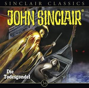 John Sinclair Classics (34) Die Todesgondel - Lübbe Audo 2018