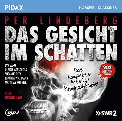 Pidax Hörspiel-Klassiker - Das Gesicht im Schatten (Per Lindeberg) SWF 1977 / Pidax 2019