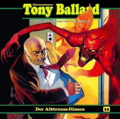 Tony Ballard (35) Der Albtraumdämon (2/3) - Dreamland Productions / Romantruhe Audio 2022