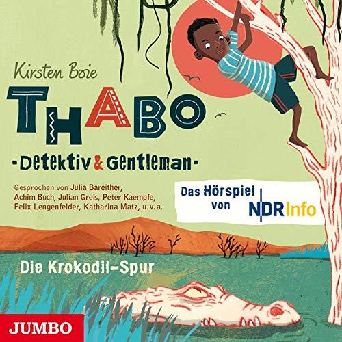 Thabo - Detektiv und Genleman - Die Krokodilspur (Kirsten Boie) NDR 2018 / Jumbo 2019