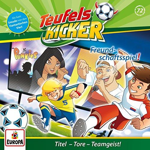 Teufelskicker (72) Freundschaftsspiel - Europa 2018