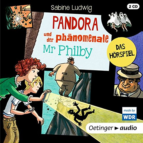 Sabine Ludwig - Pandora und der phänomenale Mr. Philby Teil 1