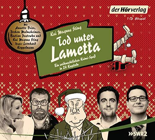 CD Cover Tod unter Lametta