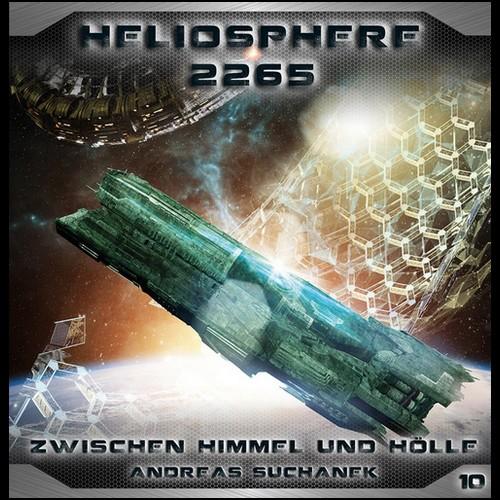Heliosphere 2265 (10) Zwischen Himmel und Hölle - Greenlight Press 2018