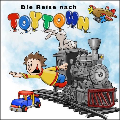 Die Reise nach Toytown (Frank Hammerschmidt) Hörspielprojekt 2018