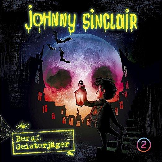Johnny Sinclair (2) Beruf: Geisterjäger Teil 2 - Folgenreich 2018