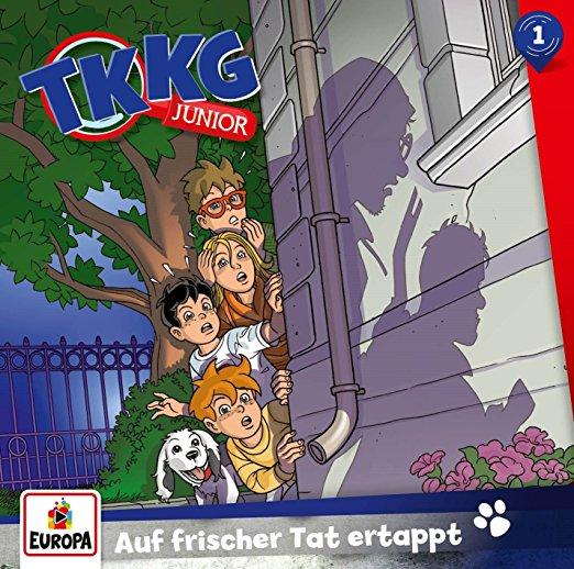 TKKG Junior (1) Auf frischer Tat ertappt - Europa 2018
