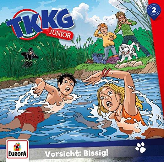 TKKG Junior (2) Vorsicht: Bissig! - Europa 2018