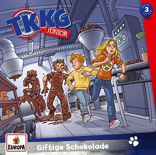 TKKG Junior (3) Giftige Schokolade - Europa 2018