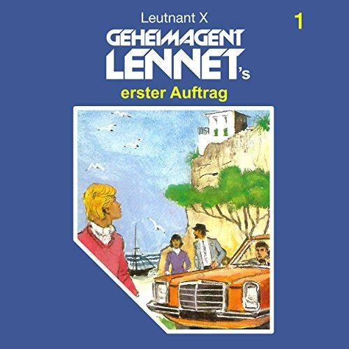 Geheimagent Lennet (1) Geheimagent Lennet's erster Fall - SchneiderTon 1987 / All Ears 2018