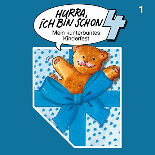 Hurra, ich bin schon 4 () SchneiderTon 1987 / All Ears 2018