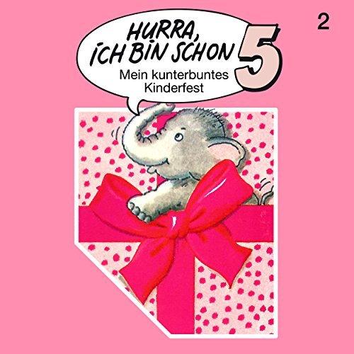 Hurra, ich bin schon 5 () SchneiderTon 1987 / All Ears 2018