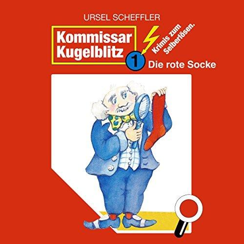 Kommissar Kugelblitz (1) Die rote Socke - SchneiderTon 1987 / All Ears 2018