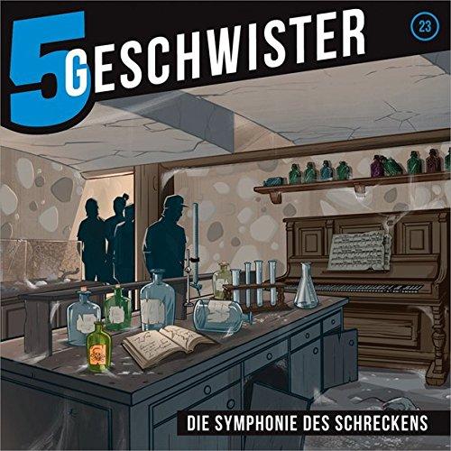 5 Geschwister (23) Die Symphonie des Schreckens - Gerth Medien 2018