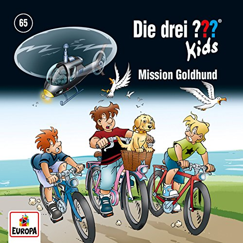 Die drei ??? Kids  (65) Mission Goldhund - Europa 2018
