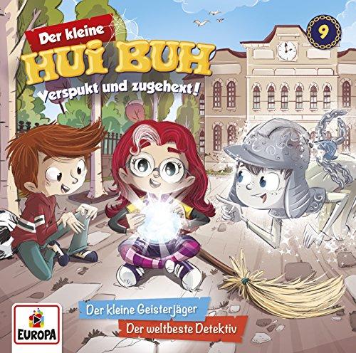 Der kleine Hui Buh (9) Der kleine Geisterjäger / Der weltbeste Detektiv - Europa 2018