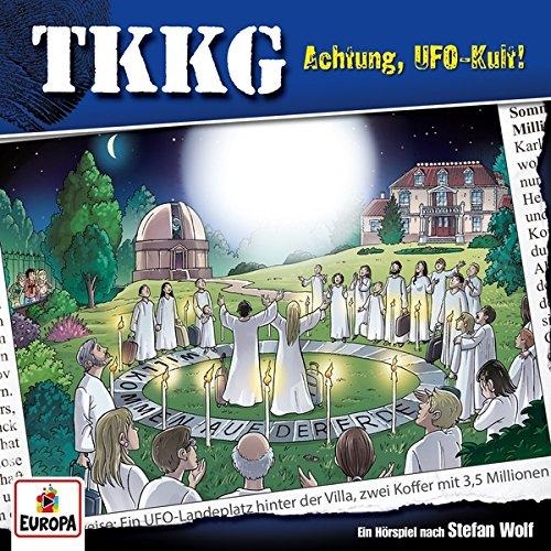 TKKG (206) Achtung, Ufo-Kult - Europa 2018